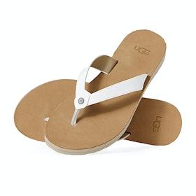 UGG Tawney Women's Sandals - White