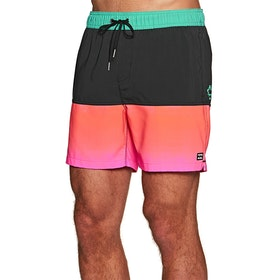 Billabong Fifty50 Layback Swim Shorts - Neon Pink