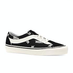 Vans Bold Ni Shoes - Vans Block Black Marshmallow
