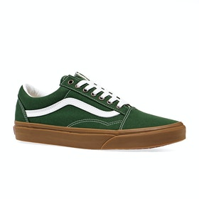 Chaussures Vans Old Skool Gum - Greener Pastures True White