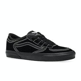 Vans Rowley Classic Shoes - Black