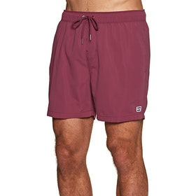 Billabong All Day Laybacks Swim Shorts - Blood