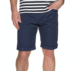 Carhartt Swell Walk Shorts - Blue Rinsed