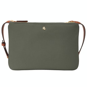 Lauren Ralph Lauren Carter 26 Crossbody Medium Women's Messenger Bag - Green