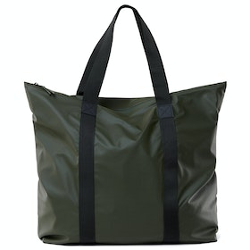 Borsa Shopper Rains Tote - Green
