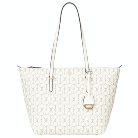Lauren Ralph Lauren Keaton 26 Tote Small Women's Shopper Bag - Vnla Chain