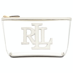 Lauren Ralph Lauren Clear Cosmetic/Case-medium Women's Wash Bag - Clear Van