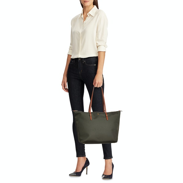 Lauren Ralph Lauren Keaton 31-tote-medium Dames Shopper Tas