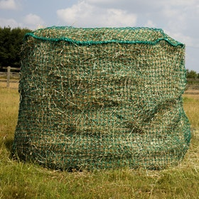 Trickle Net Large Round Bale Haynet - Green