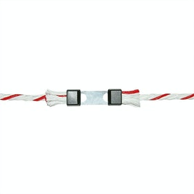Corral Litzclip Rope Connector for Electric Fencing - Stainless Steel