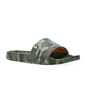 Sandales Joules Jnr Poolside - Green Camo