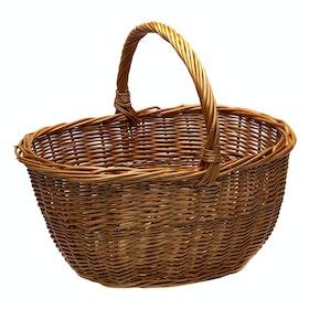 Supreme Products Wicker Basket Putzkasten - Brown