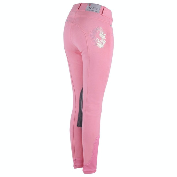 Qhp Odilia Childrens Riding Breeches Available From Derbyhouse