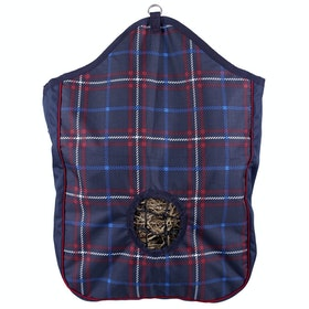 QHP Collection Closed Hay Bag - Nautical