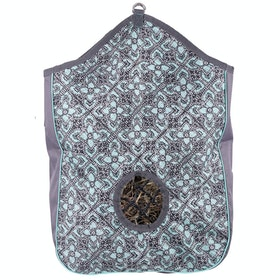 QHP Collection Closed Hay Bag - Pacific Flowers