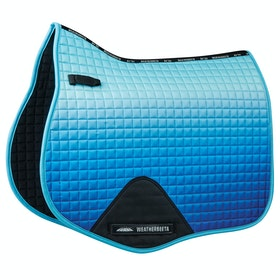 Weatherbeeta Prime Ombre All Purpose Sattelpad - Ocean Breeze