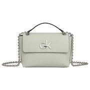 Calvin Klein Re-lock Convertible Crossbody Damen Handtasche