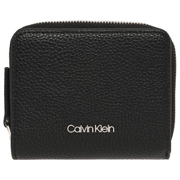 Calvin Klein Sided Ziparound Md Flap Women's Purse