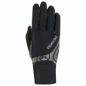 Roeckl Melbourne Ladies Riding Gloves - Black