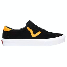 Vans Sport , Sko - Black Cadmium Yellow