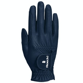 Roeckl Roeck Grip Pro Competition Glove - Navy