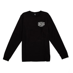 Deus Ex Machina Ibiza Long Sleeve T-Shirt - Black