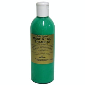 Gold Label Mane & Tail Shampoo - Clear