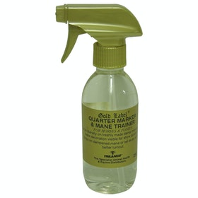 Gold Label Quarter Marker & Mane Trainer Spray Show Preparation - Clear