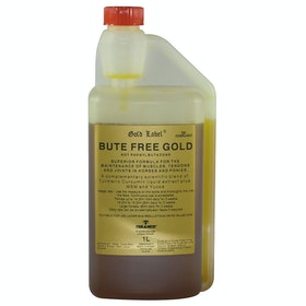 Gold Label Bute Free Gold Joint Supplement - Clear