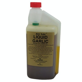 Gold Label Garlic Liquid Health Supplement - Natural
