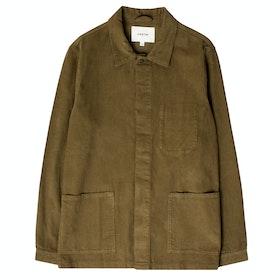Kestin Arbroath Jacket - Light Olive