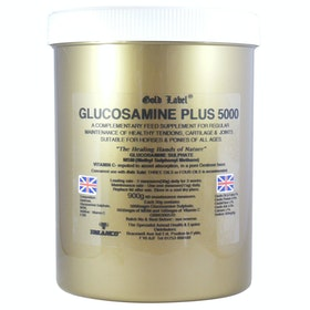 Gold Label Glucosamine Plus 50 Joint Supplement - White