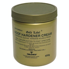 Gold Label Hoof Hardener Hoof Supplement - White