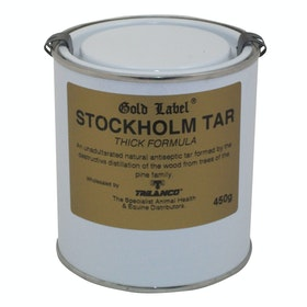 Gold Label Stockholm Tar Thick Hufpflege - Clear