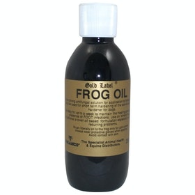 Gold Label Frog Oil Hoof Supplement - Clear