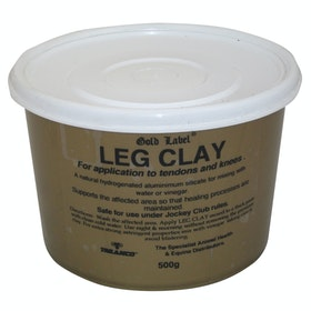 Gold Label Leg Clay Skin Supplement - Natural