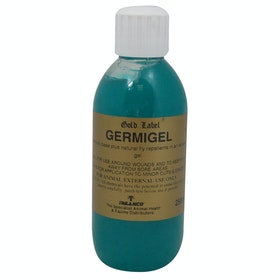 Premiers soins cheval Gold Label Germigel - Clear