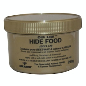 Gold Label Hide Food Leathercare - Clear