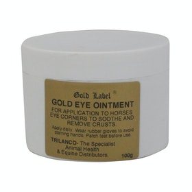Gold Label Gold Eye Ointment Skin Care - Clear