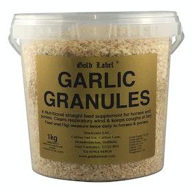 Gold Label Garlic Granules Health Supplement - Natural