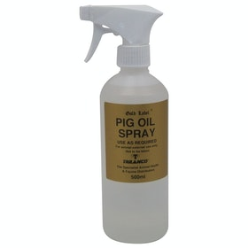 Gold Label Pig Oil Spray Skin Care - Clear