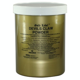 Gold Label Devils Claw Powder Performance-Ergänzungsmittel - Gold