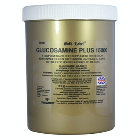 Gold Label Glucosamine Plus 15000 Joint Supplement - White
