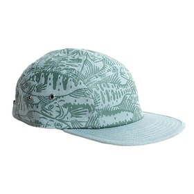 United by Blue Mens Fresh Catch 5-panel Cap - Blue Slate