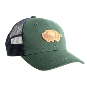 United by Blue Prairie Trucker Hat Mütze - Forest