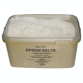 Gold Label Epsom Salts Health Supplement - Natural