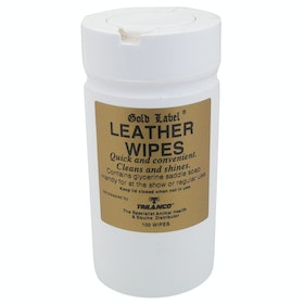 Gold Label Leather Wipes Lederpflege - Clear