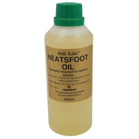 Gold Label Neatsfoot Leathercare - Clear