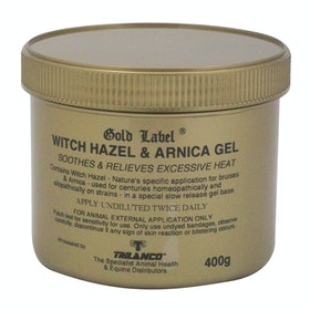 Gold Label Witch Hazel & Arnica Gel Skin Supplement - Clear