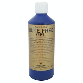 Gold Label Bute Free Gel Support Supplement - Clear